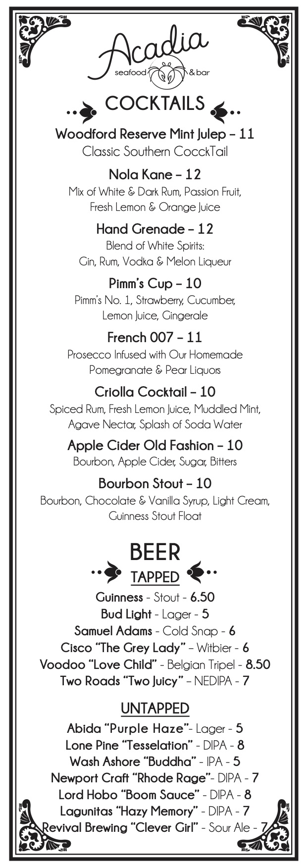 Acadia-Cocktail-Menu-Page-2